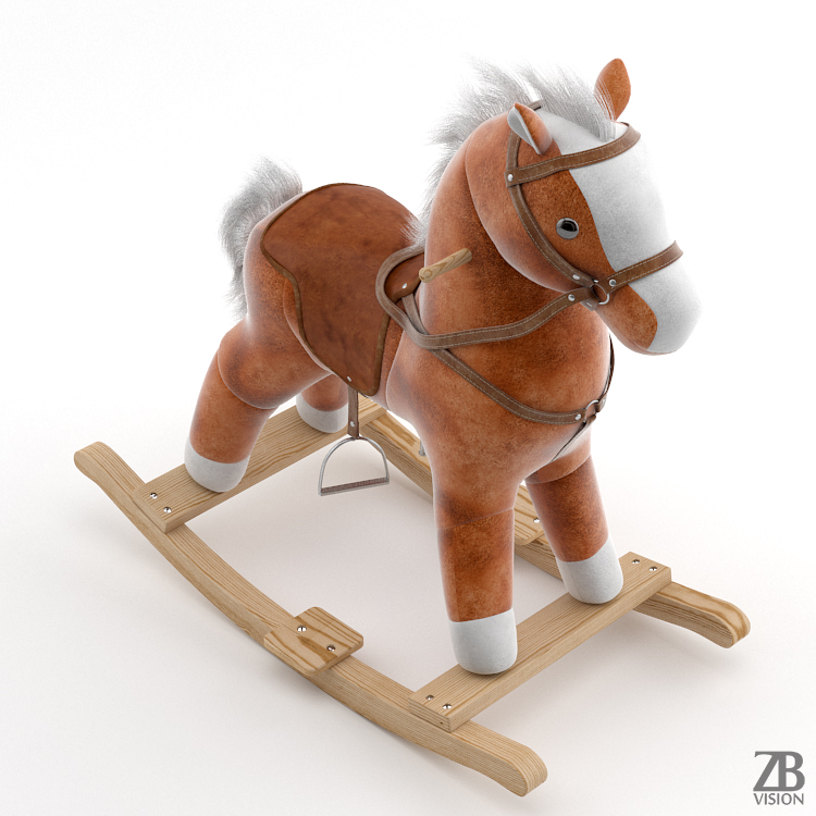rocking_horse_toy_child_play_children_childhood_rock_swing_memories_velvet_wood_mane_tail_fur_saddle_stirrup_harness_3d_model_008