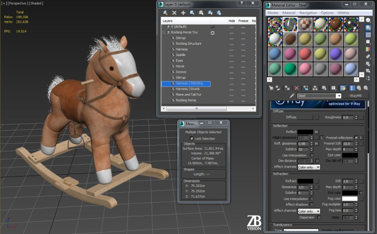 rocking_horse_toy_child_play_children_childhood_rock_swing_memories_velvet_wood_mane_tail_fur_saddle_stirrup_harness_3d_model_010