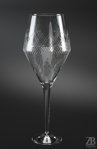 Bordeaux Glass 3D model